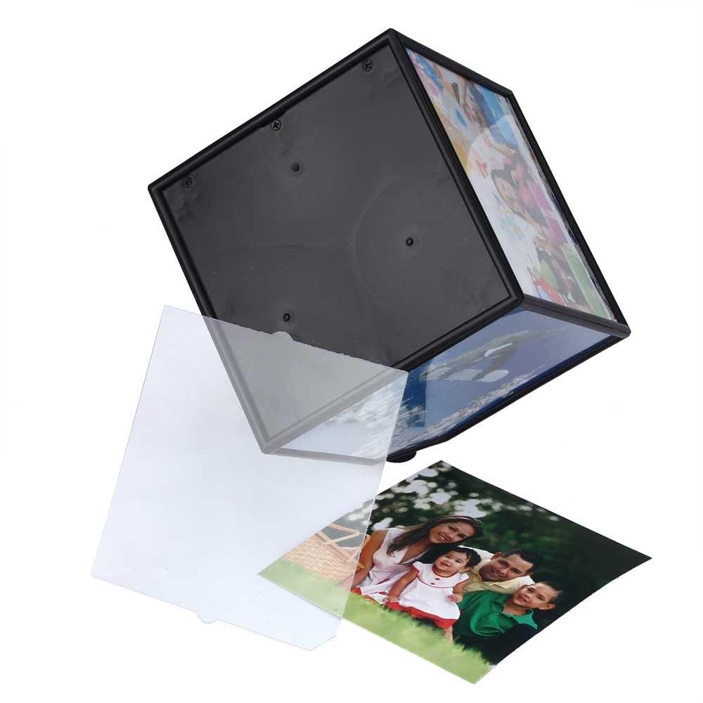 Rotating Photo Cube 2