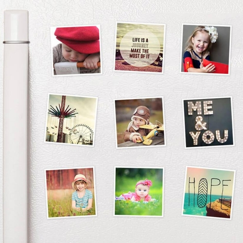 Photo Magnets 10
