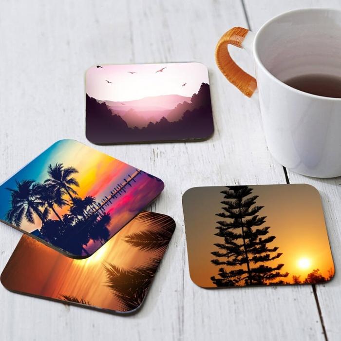 Tea Coasters 1