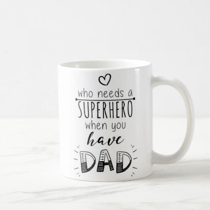 Superhero Dad 1