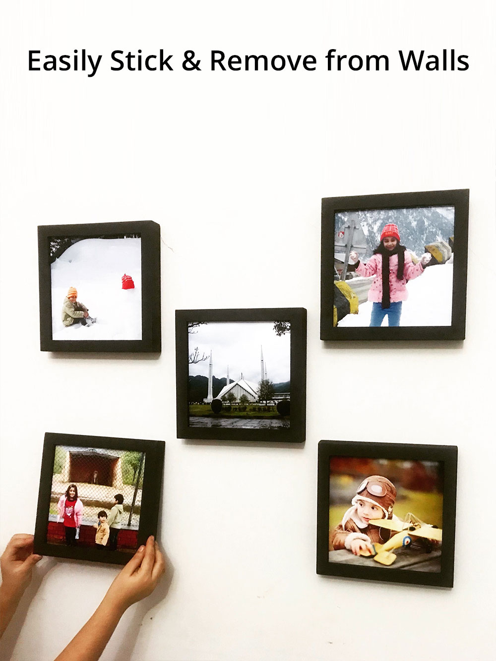 Sticky Photo Frame 4