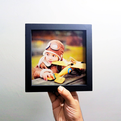 Sticky Photo Frame 16