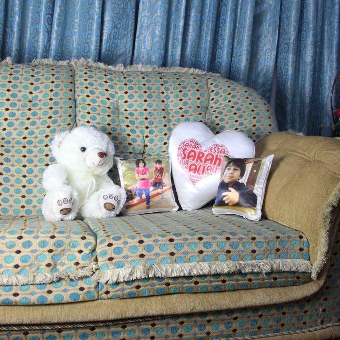 DEAL :: Heart & Mini Cushion 3