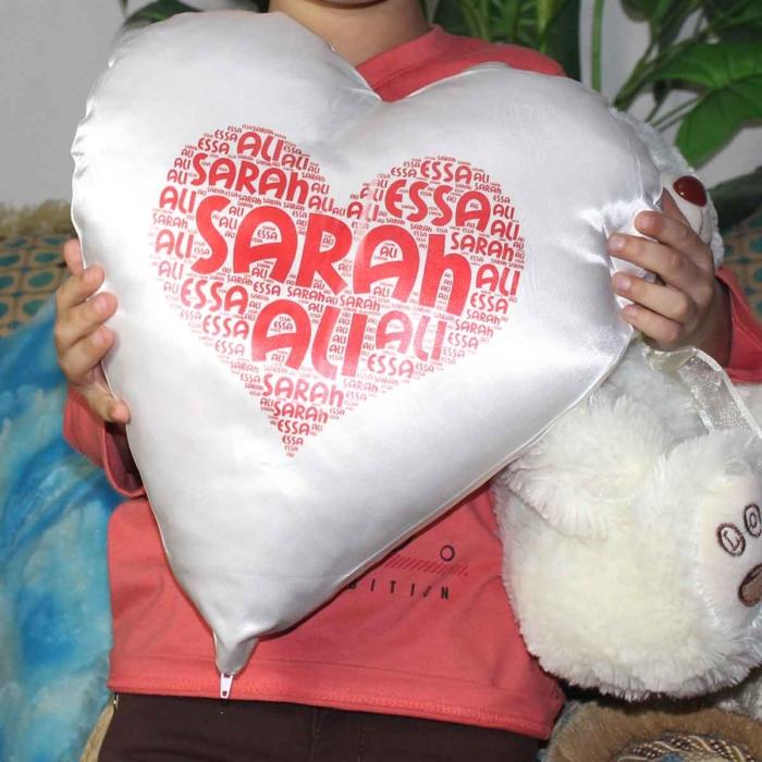 Heart Cushion 3